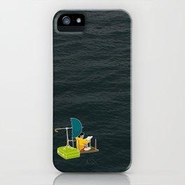 Hiatus iPhone Case