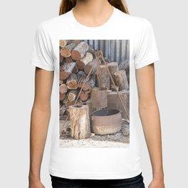 The Camp Fire T-shirt