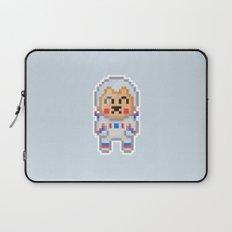 8Bit Astrobear Laptop Sleeve