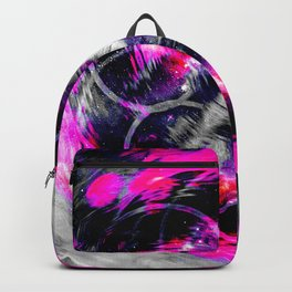 Pink Aura Backpack