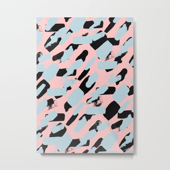 Pattern 615 Metal Print