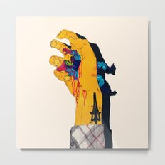 I HAVE THE POWER Metal Print