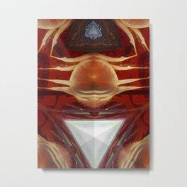 Bottled Concentration Metal Print