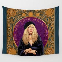 Stevie Nicks Tarot The High Priestess Wall Tapestry