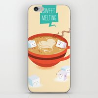 :::Sweet Melting::: iPhone & iPod Skin