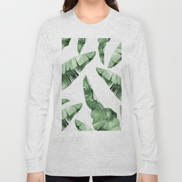 Banana Leaves 2 Long Sleeve T-shirt