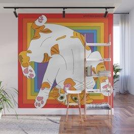 Hey Trippy Jude Wall Mural