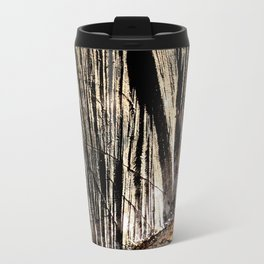 tree bark and wood Travel Mug