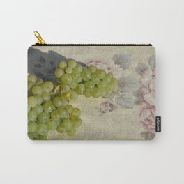 Our Real Wealth Carry-All Pouch