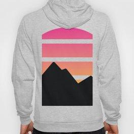 Mountain Sunset Hoody
