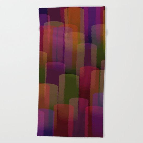 Abstract 101 Beach Towel