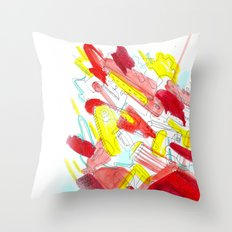 Things II Throw Pillow