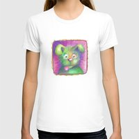 puppy T-shirts featuring Puppy by WINN CREATIVE