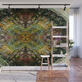 Blueprint of the Universe Wall Mural