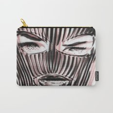 Badwood 3D Ski Mask Carry-All Pouch