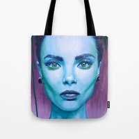 cara Tote Bags featuring Cara by Stella Joy
