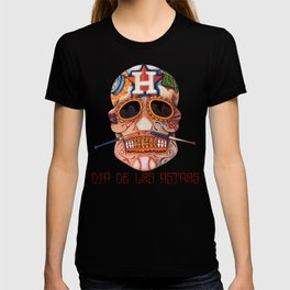 Dia De Los Astros T-shirt