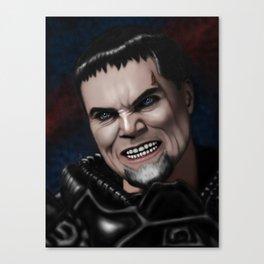 Dru-Zod Canvas Print