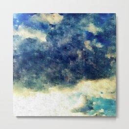 Clouds2 Metal Print