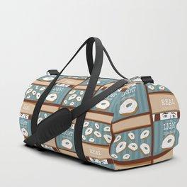 Real Cream Cheese Duffle Bag
