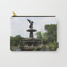 Angel Of The Waters Carry-All Pouch