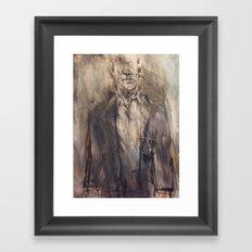 Truth Adjacent Framed Art Print