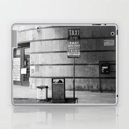 Taxi! Laptop & iPad Skin