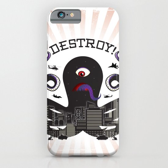 DESTROY! iPhone & iPod Case