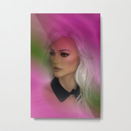 showcased -19- Metal Print