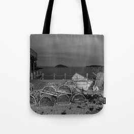 The Grey Gull (Haven) Tote Bag