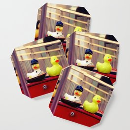 Restroom/Bathroom decor, Rubber ducks Coaster