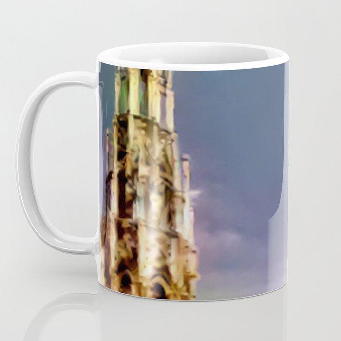 Nuremberg Market Scene Coffee Mug