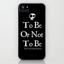 Bard Grammar iPhone Case