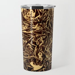 """Maschera"" by ICA PAVON Travel Mug"