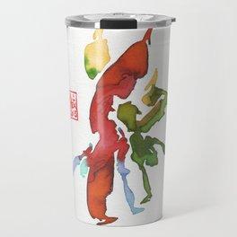 Capoeira 262 Travel Mug