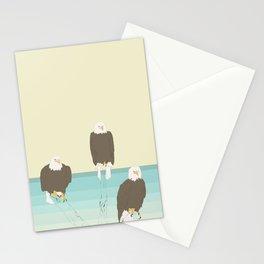Bald Eagles Stationery Cards