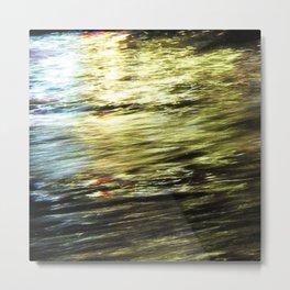 City Lights: Venice – Canal Grande # 200 Metal Print