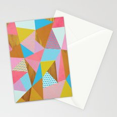 Wooden Colorful Stationery Cards