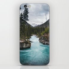 Marble Canyon, British Columbia iPhone Skin