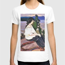 Tom Thomson - Figure of a Lady, Laura - Digital Remastered Edition T-shirt