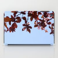 cherry blossom iPad Cases featuring Cherry Blossom by madbiffymorghulis