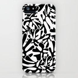 Matisse Pattern 007 iPhone Case