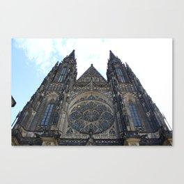 St. Vitus Cathedral Canvas Print