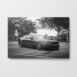 Muscle Car Metal Print