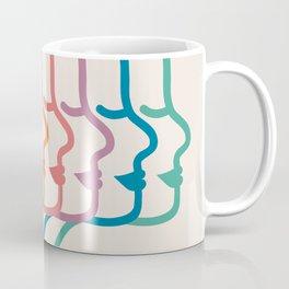Boca Silhouettes Coffee Mug