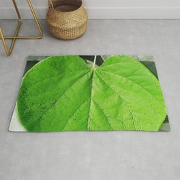 Nature Heart Rug