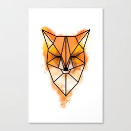 Fox (Mulder) Canvas Print