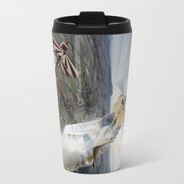 Aerobatic duel Travel Mug