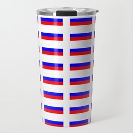 Flag of russia 2 -rus,ussr,Russian,Росси́я,Moscow,Saint Petersburg,Dostoyevsky,chess Travel Mug