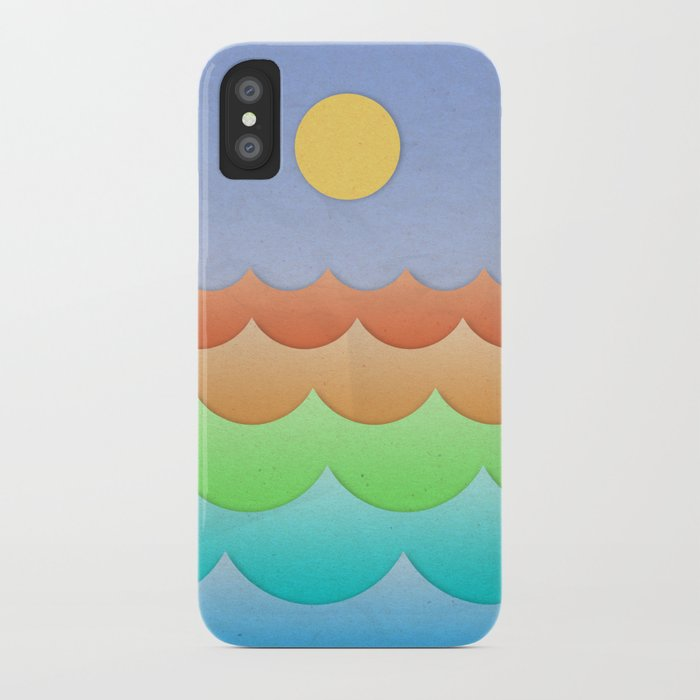 The Sea In My Dreams iPhone Case